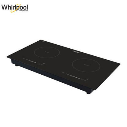 Picture of Whirlpool ACH732/BLP 73 cm. 1-Induction + 1-Ceramic Hob (Black)