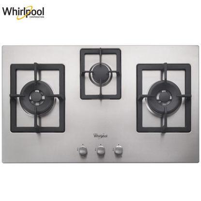 Picture of Whirlpool AKC 9350 C/IX Three Burner Built-in Hob