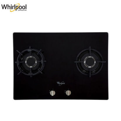 Picture of Whirlpool AKC720 C/BL 2 Gas Burners Built-in Hob
