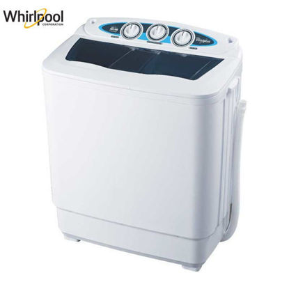Picture of Whirlpool LWT 650 6.5 kg. Twin Tub Washing Machine