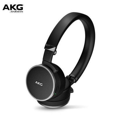 Picture of AKG N60NC N60 NC Wireless Bluetooth Headphones Black