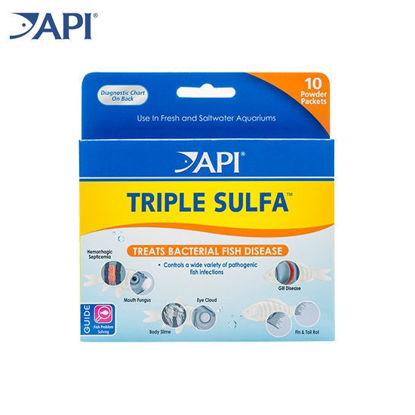 Picture of 50P API Triple Sulfa Powder