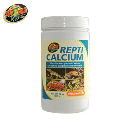 Picture of Zoomed Repti Calcium without D3 12oz