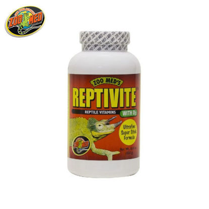 Picture of Zoomed Reptivite with D3 16oz