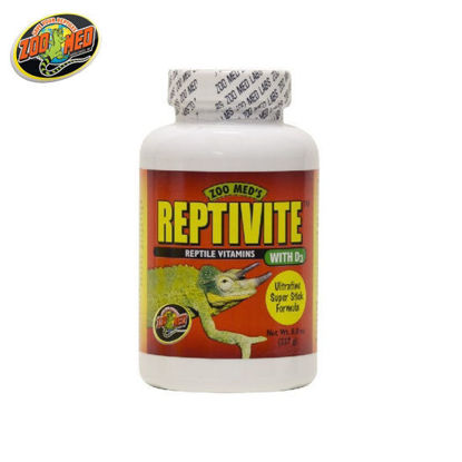 Picture of Zoomed Reptivite with D3 8oz