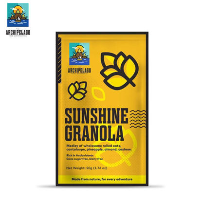 Picture of The Archipelago Sunshine Granola 50g