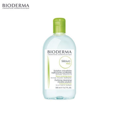 Picture of Bioderma Sebium H20 500Ml