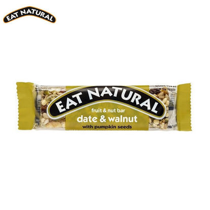 Picture of Eat Natural Date & Walnut with Pumpkin Seeds (50g)