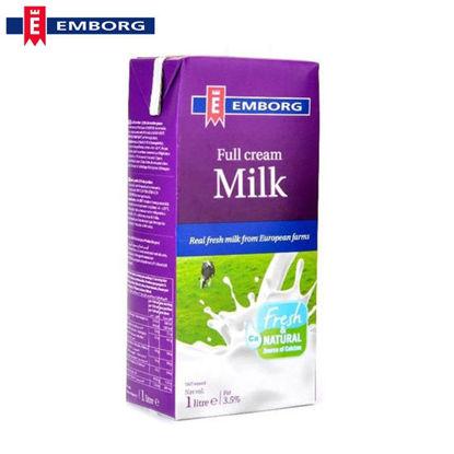 Picture of Emborg Full Cream Milk/UHT 1L x 12 (1 case)