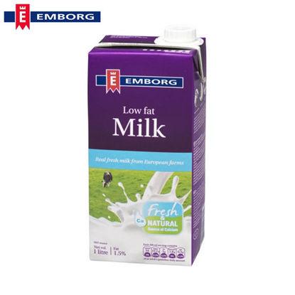 Picture of Emborg Low fat Milk 1L x 12's
