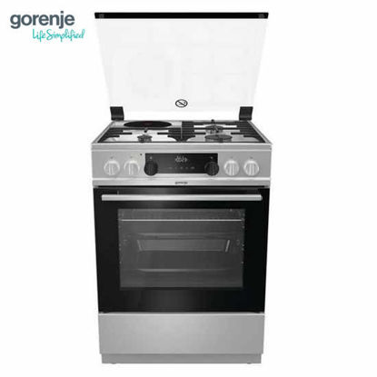 Picture of Gorenje Combined Gas-Electric Cooker K6351XC