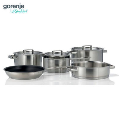Picture of Gorenje Chef's Collection Cookware Set (CWSA08HC)