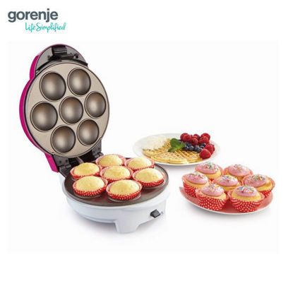 Picture of Gorenje Waffle & Cupcake Maker (WCM702PW)
