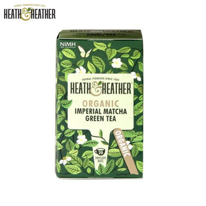Picture of Heath & Heather Organic Imperial Matcha Green Tea (40g)