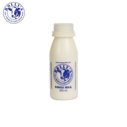Picture of Holly's 300ml Whole Milk