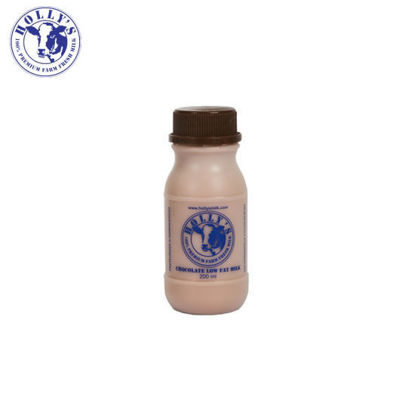 Picture of Holly's Low Fat Chocolate 200ml