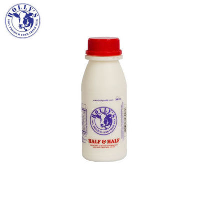 Picture of Holly's 300ml Half& Half Dairy Creamer