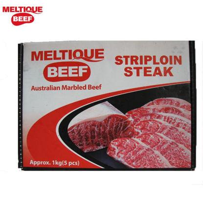 Picture of Meltique Striploin 1kg
