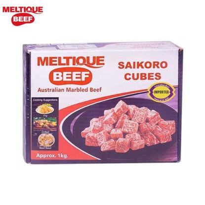 Picture of Meltique Saiko Cubes 1kg