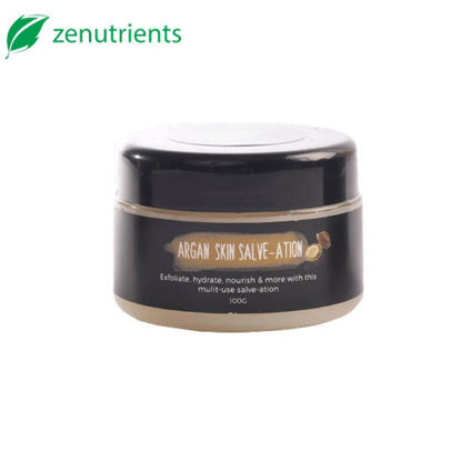 Picture of Zenutrients Argan Skin Salve-ation - 100g