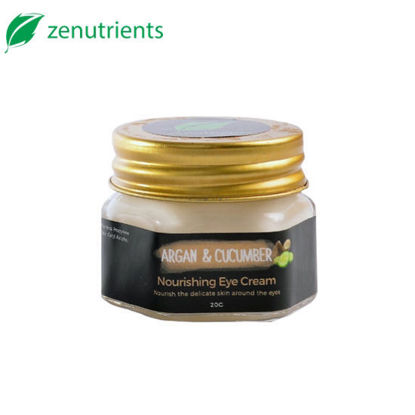 Picture of Zenutrients Argan & Cucumber Nourishing Eye Cream - 15g