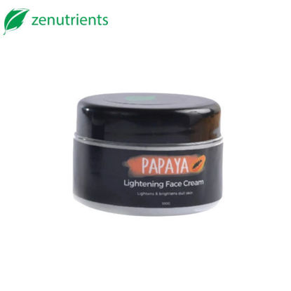 Picture of Zenutrients Papaya Lightening Face Cream - 100g