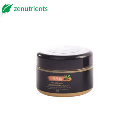 Picture of Zenutrients Papaya Whitening Underarm Cream - 50g