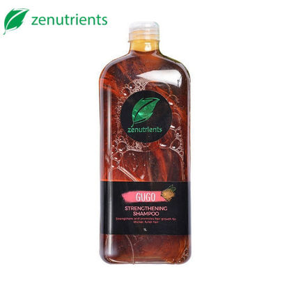 Picture of Zenutrients Gugo Strengthening Shampoo