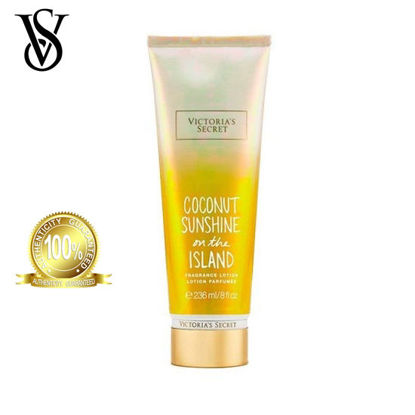Picture of Victoria's Secret Coconut Sunshine On The Island Fragrance Lotion 236 ml