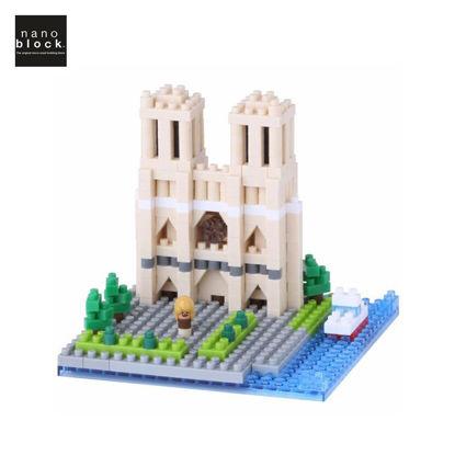 Picture of Nanoblock Cathedrale Notre-Dame De Paris