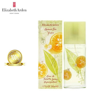 Picture of Elizabeth Arden Green Tea Yuzu Eau De Toilette For Women 100ml