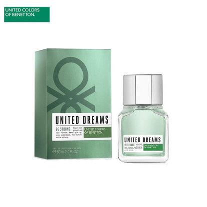 Picture of United Colors of Benetton United Dreams Be Strong Eau de Toilette for Men 60ml