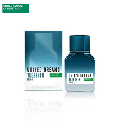 Picture of United Colors of Benetton United Dreams Together For Him EDT 100ml