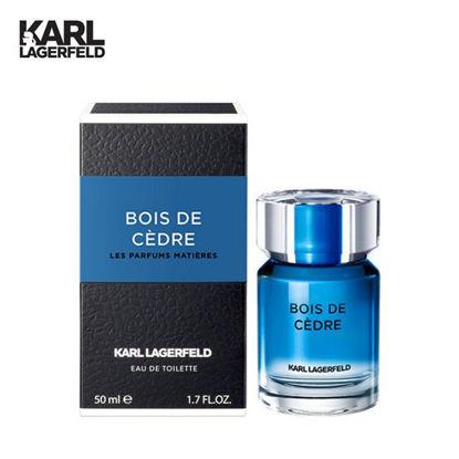 Picture of Karl Lagerfeld Bois De Cedre EDT For Men 100ml