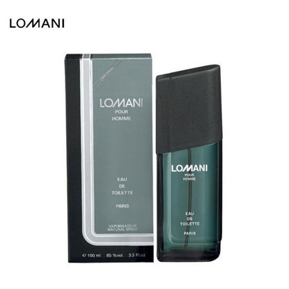 Picture of Lomani Pour Homme Eau De Toilette for Men 100ml