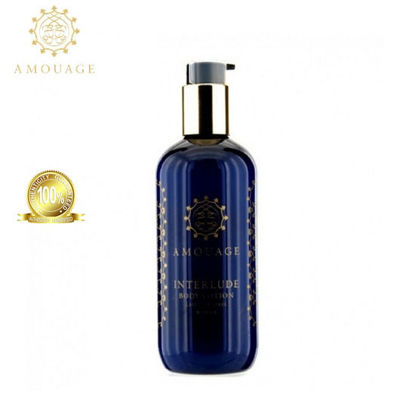 Picture of Amouage Interlude Women Body Lotion 300Ml