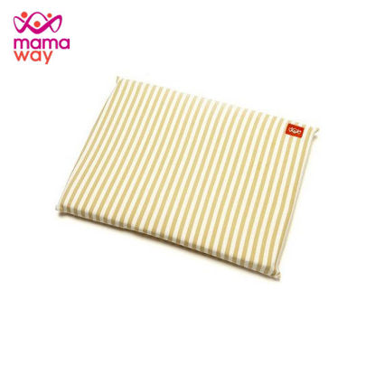 Picture of Mamaway Medical grade Hypoallergenic Newborn Pillow Yellow