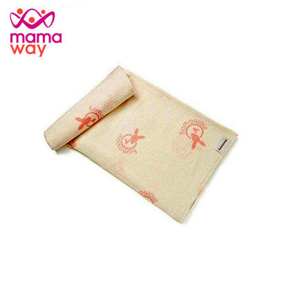 Picture of Mamaway Chitin Muslin Wrap Swaddle Pink