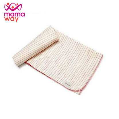 Picture of Mamaway Outlast Muslin Wrap Swaddle (Beddinique+) Baby Bedding Technology Pink