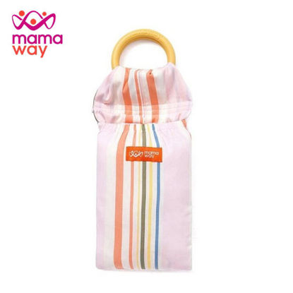 Picture of Mamaway Blessed Primrose Baby Ring Sling Primrose