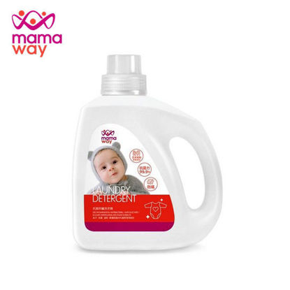 Picture of Mamaway Antibacterial and Anti-mite Laundry Detergent 1100g