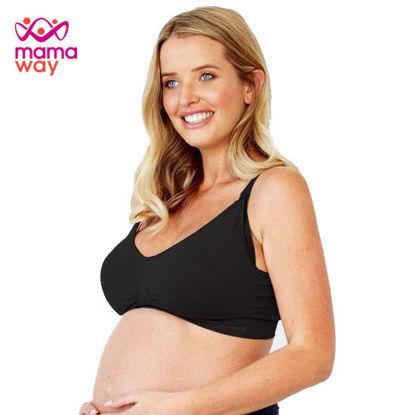 Picture of Mamaway Responsive Antibacterial Seamless Maternity & Nursing Bra