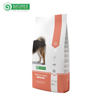 Picture of Nature's Protection Medium Adult Dog Food 18kg