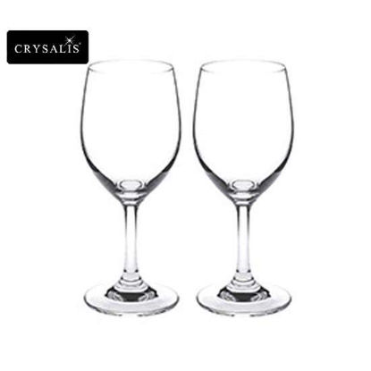 Picture of CRYSALIS Premium Lead Free Crystal Stemware Red Wine Glass Cocktail Glass 250ml | 8.8oz Set of 2
