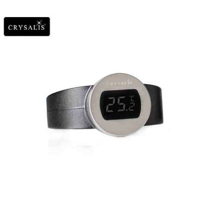 Picture of CRYSALIS Premium Wine Accessory Wine Lovers Digital Wine Thermometer Large LCD Display