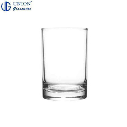 Picture of UNION GLASS Thailand Premium Clear Glass Rock Glass Water, Juice, Soda, Liquor Glass 170ml | 6oz Set of 6