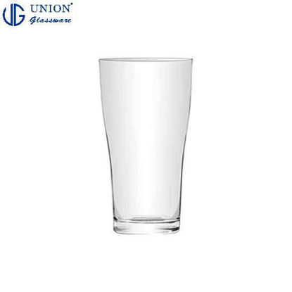 Picture of UNION GLASS Thailand Premium Clear Glass Highball Water, Juice, Soda, Liquor Glass 375ml | 13oz Set of 6