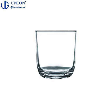 Picture of UNION GLASS Thailand Premium Clear Glass Rock Glass Water, Juice, Soda, Liquor Glass 295ml | 10oz Set of 6