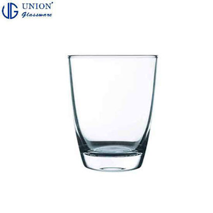 Picture of UNION GLASS Thailand Premium Clear Glass Rock Glass Water, Juice, Soda, Liquor Glass 265ml   9oz Set of 6