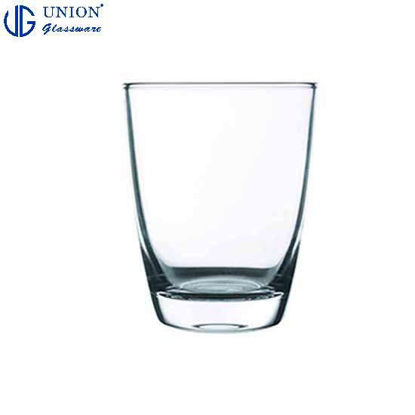 Picture of UNION GLASS Thailand Premium Clear Glass Rock Glass Water, Juice, Soda, Liquor Glass 360ml   13oz Set of 6